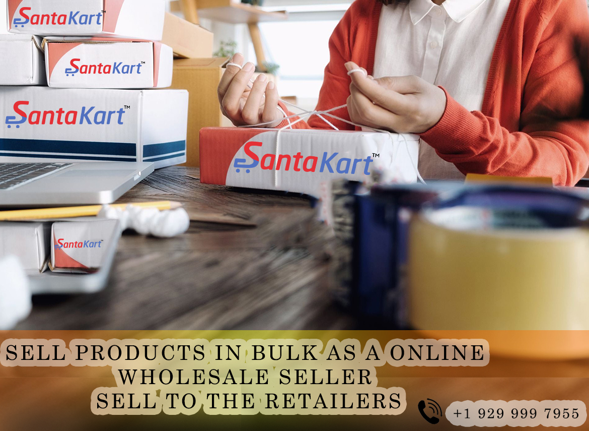 How to sell products in bulk as a Online Wholesale seller Sell to the Retailers