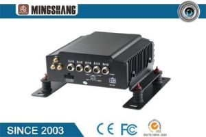 1080P 4CH Mobile DVR System Support GPS, 3G/4G, WiFi