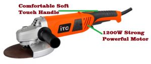 1200W Strong Powerful Electric Angle Grinder