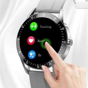 S11 Newest Full Touch Screen Men Gift Smart Watch