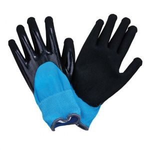 13 Guage Nylon Spandex Shell with Nitrile Coated Gloves N11502