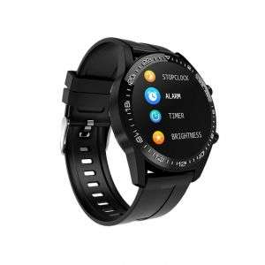 Waterproof IP67 Full Touch Screen Smartwatch Smart Watch with Bluetooth