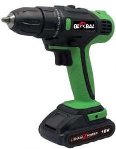 18V Lithium-Ion Battery Cordless Drill-Cheap But Good Qaulity Level-Power Tools