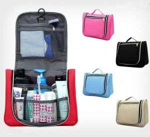 New Travel Cosmetic Wash Toiletry Bag