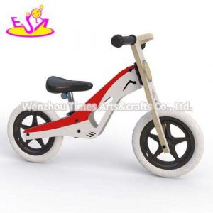 Customize Small Wooden Girls Balance Bike for 2 Year Old W16c296