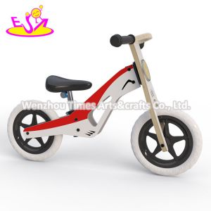 2020 Customize Small Wooden Girls Balance Bike for 2 Year Old W16c296