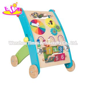 2020 New Arrival Educational Wooden Activity Centre for Toddlers W16e153