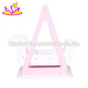 New Released Mini Wooden Doll Rocking Chair for Kids W06b102