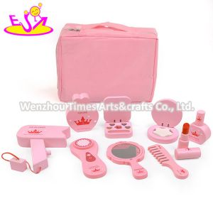 2020 New Released Pink Wooden Play for Wholesale W10d276
