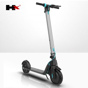 Factory Hot Sell Creative Removable Lithium Battery X7 36V Electric Scooter Urban Portable Folding Adult Mobility Vehicle 350W Power Electric Scooter