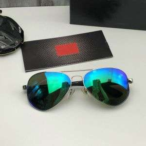 Luxury Designer Brand Rb Wholesale Replica Fashion High Quality Classi Fascinating for Both Men and Women Glow Spin Art Sunglasses