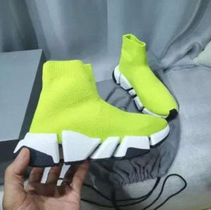 Green color Dad Shoes Generation Clunky Sneaker Dadshoes Platform 5cm High Casual Flat Shoes Dadshoes Designer Dad Fashion Luxury Womens Shoes-Triple Classic Warm Shoes
