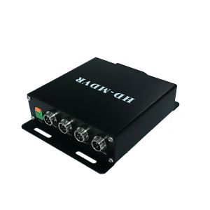 2CH HD SD Card Mobile DVR with GPS