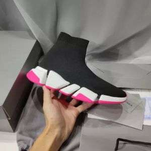 Pink color Dad Shoes Generation Clunky Sneaker Dadshoes Platform 5cm High Casual Flat Shoes Dadshoes Designer Dad Fashion Luxury Womens Shoes-Triple Classic Warm Shoes