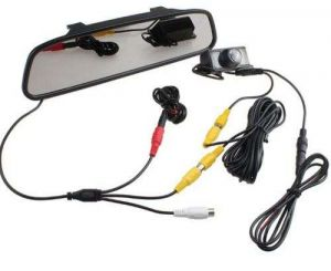 4.3inch Video Parking Systems, 5inch Parking Assistant Kit