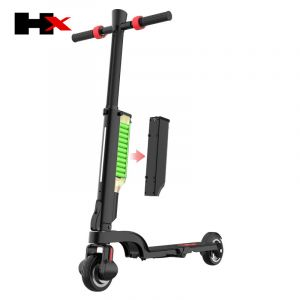 High Quality Hot Style Electric Scooter Factory Direct Sale X6 Mini Folding Portable Adult to Drive Lithium Battery Fashion Power 250W 24V Electric Scooter