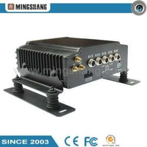 4CH 1080P Mobile DVR System, Support GPS, 3G/4G, WiFi