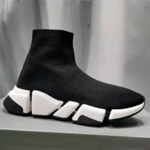 Black color Dad Shoes Generation Clunky Sneaker Dadshoes Platform 5cm High Casual Flat Shoes Dadshoes Designer Dad Fashion Luxury Womens Shoes-Triple Classic Warm Shoes