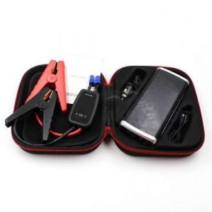 Leather Style Car Jump Starter