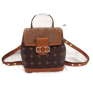 BROWN Fashion Designer Bag Women Famous Brand Bags Lady Shoulder Bags High Quality Leather Bags Luxury Handbags