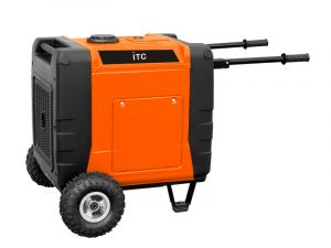 7.0kw Super Powerful Silent Gasoline Generators-Construction Power Tools