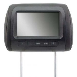"""7""""Car Black Color Headrest Monitor, Monitor with Pillow, Car Pillow Monitor"""