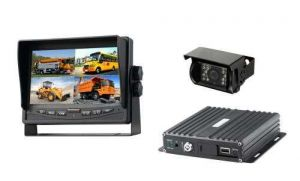 720p 4CH Mobile DVR Support GPS, 3G/4G, WiFi