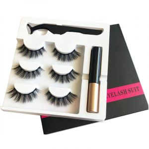 Hot Sale 25mm Eyelashes Strip False Eyelashes Direct Factory Vendor Creat My Own Brand Mink Lashes Private Label Eyelash