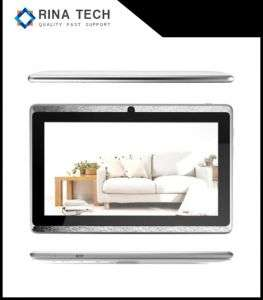 Rina 7inch 16GB Tablet Smart Slim WiFi Tablet Android 8.1
