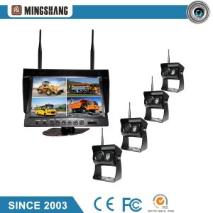 """9"""" Car Wireless Rear View System with Night Vision Camera"""