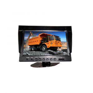 9inch 4CH 1080P HD Monitor with Recording Function