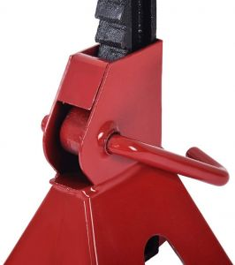 Auto Repair 2t Car Supporting Screw Jack Stand