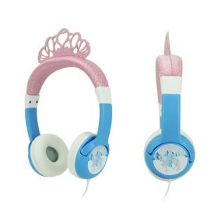 Wired headphone, fashion hot sales hearing conservation kids earphone headset