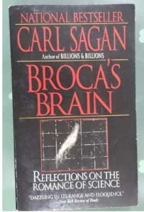 Pre- Owned books - Broca's Brain: Reflections on the Romance of Science By (author)  Carl Sagan