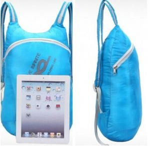 Fashion Foldable Water Resistant Travel Backpack