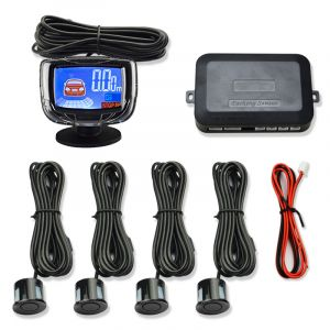Car LED Display Parking Sensor Car Radar
