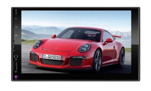 Car Touch Screen Inner Screen with MP5 Player