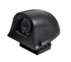 Car Waterproof Side View Backup Camera with Infra-Red Lights