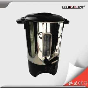 Coffee Boiler with Stainless Steel/Plastic Filter