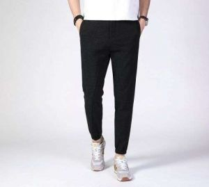 Cotton Trousers New Fashion Business Casual Men Customized Pants