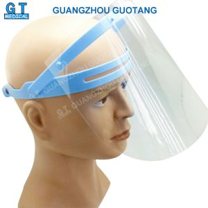 Dental Plastic Full Anti Fog Virus Isolation Protective Face Shield