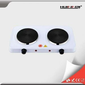 Double Electric Stove 33