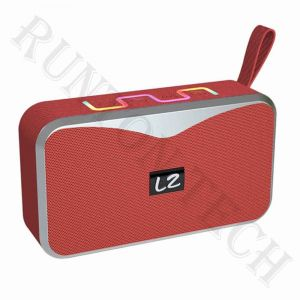 E31 Wholesale Outdoor Portable Colorful LED Wireless Stereo Bluetooth Speaker