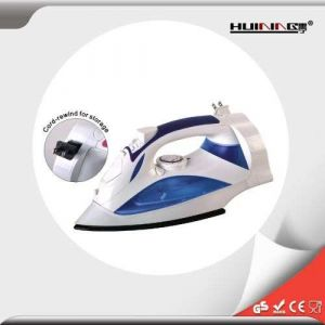 Electric Rechargeable Cordless Steam Iron for Steaming Cloth ..