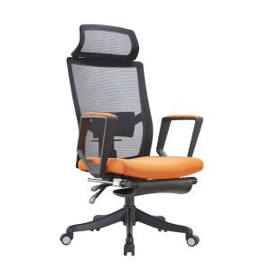 Ergonomic Chair Air-Permeable Mesh Office Chair for Staff