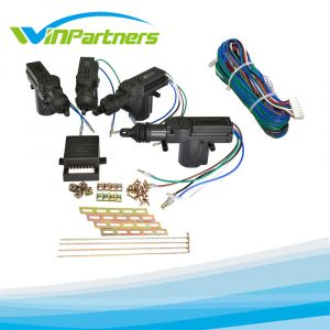 Central Lock with Two 5 Wire Actuator and Two 2 Wire Actuator + 1 PCS Power Window Closer/Window Roll up