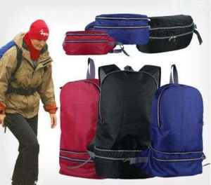 Fahison Multi Travel Waist Pouch Backpack Bags