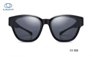 Fashion and Hot Sale Tr 90 Fit Over Sunglasses with Tac Polarized Lens From Manufacturer for Wholesale Model