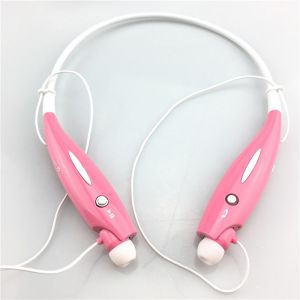 Pink Color Free Sample CSR V4.0 Headphone Wireless Bluetooth Headset Factory Hbs-730