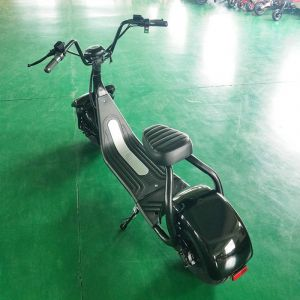 Hot Sell 1500W Harley Electric Scooter Pedal Battery Battery Removed Rechargeable Lithium Battery Foldable off-Road 45km/H Electric Scooter